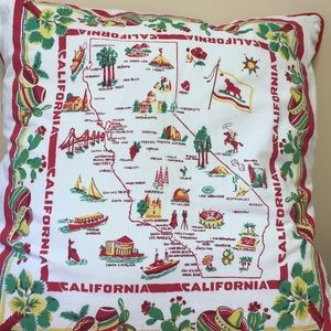 Other - California Accent Pillow